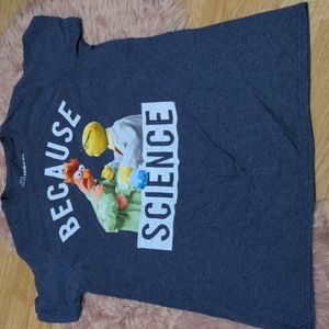 🔥3/30🔥 The Muppets Science Shirt